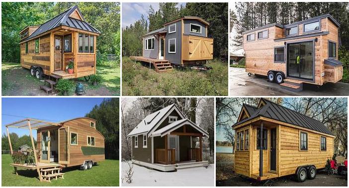 Beispiele für Tiny Houses